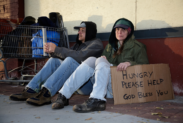Homeless families in america by kozol the issue of poverty in the united states