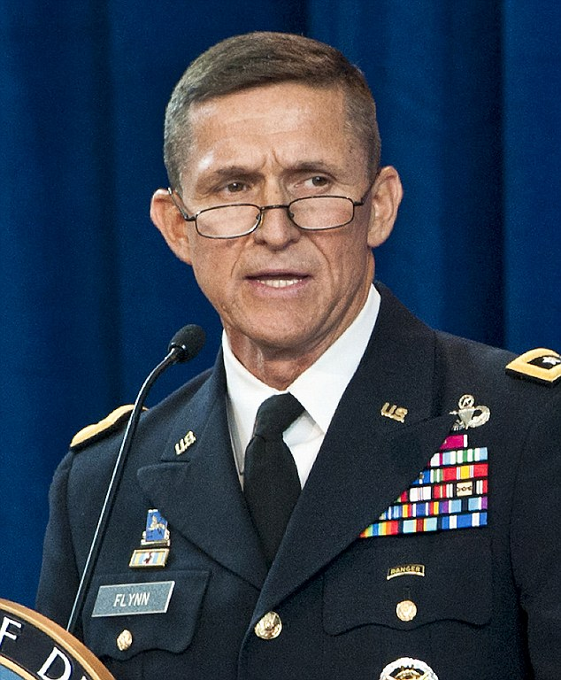 """Mike Flynn: """"Transnational Terrorist Groups Have Developed Effective"""