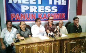 PK concern over increasing influence of militarized Pan Islamic fundamentalism in J&K