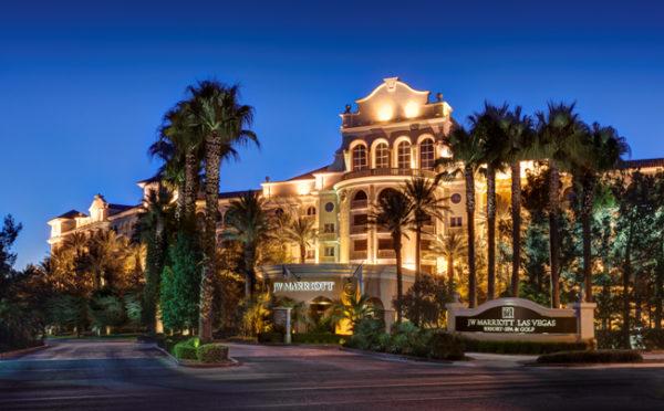Courtesy JW Marriott Las Vegas Resort and Rampart Casino