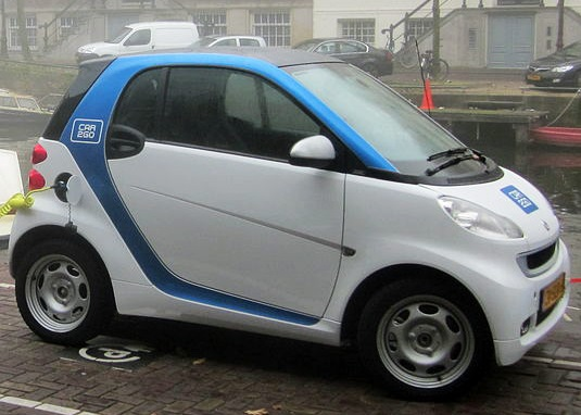 Electric Car Tax Credit Phase Out