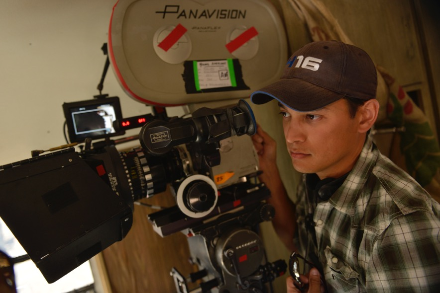 Canadian Cinematographer Colin Akoon