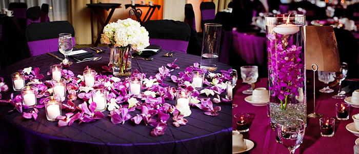 Origami Decoration Table Mariage