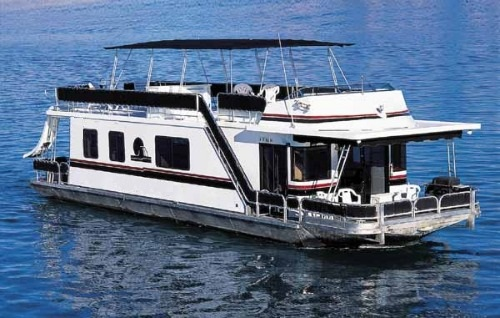 Get The Most Out Of Your Houseboat Vacations At Lake ...