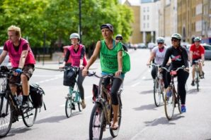 Cycling: A Major Mode of Transportation in London