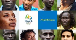 Olympics Refugee Team