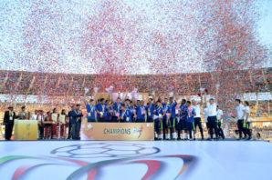 Brazil Wins Inaugural BRICS U – 17 Football Tournament