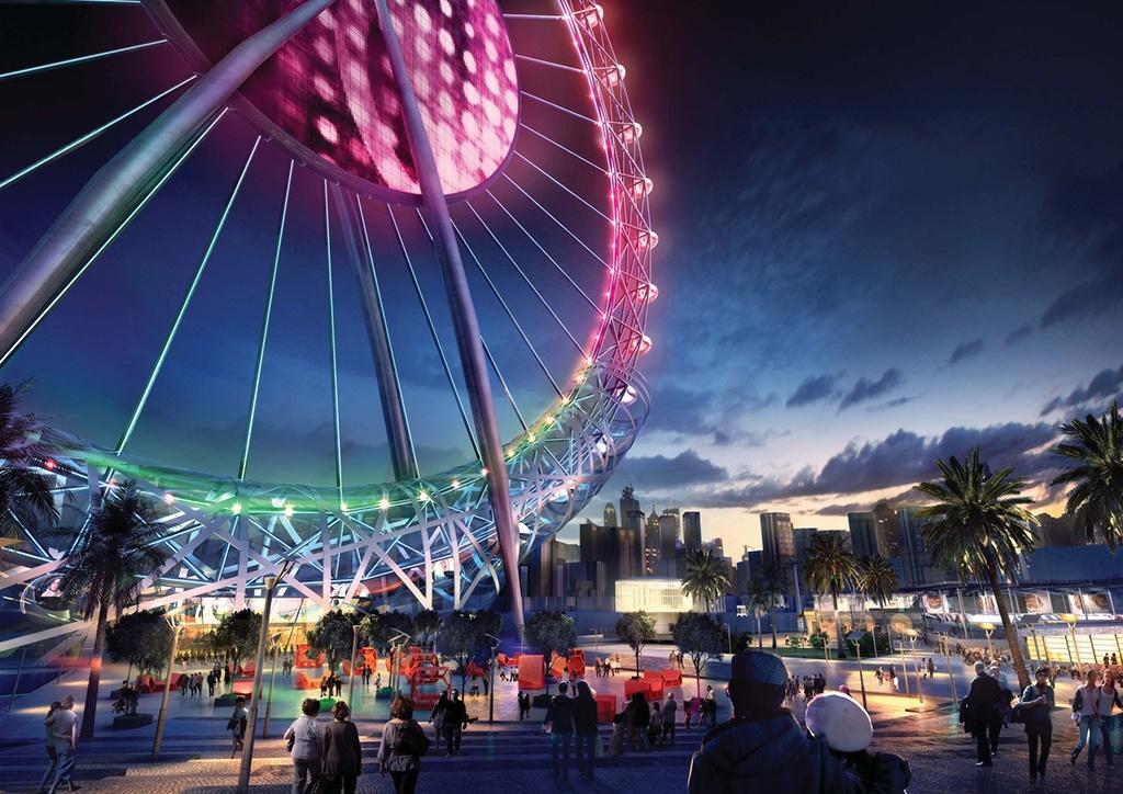 Ferris Wheel Tours