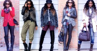 The Best Winter Fashion Trends For 2016