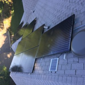 Solar Power by Rooftop Panels Challenges Dallas Texas Oil Companies