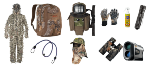Essential Gear You Should Prepare for a Deer Hunting Season