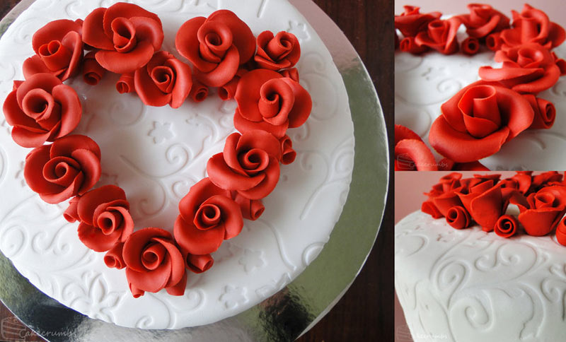 Top 9 cute creative valentine 39 s day gifts for him - Valentines day cake ideas ...