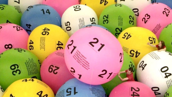 National Lottery Next Draw