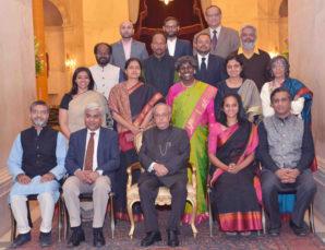 Ashoka Fellows Call On President