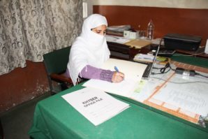 Nusrat Jabeen Took Charge of District Social Welfare Officer