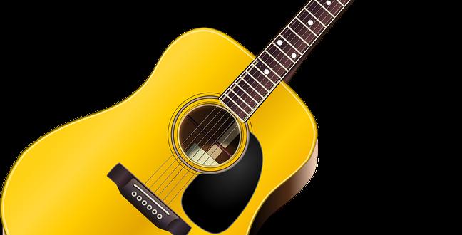 Yamaha Acoustic Guitar Model Fg