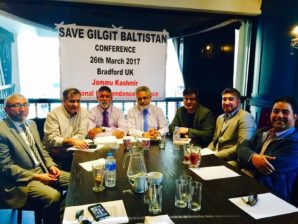 JKNIA launched a campaign to save Gilgit-Baltistan from becoming a province of Pakistan