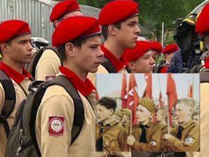 "Kremlin creates its own ""Putinjugend"""