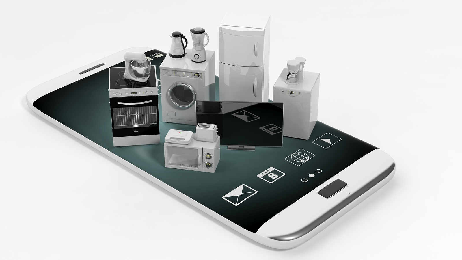 Smart Home Appliances ~ Are your smart appliances sharing personal