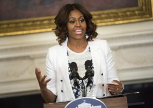 Michelle Obama's legacy that President Trump can't wreck