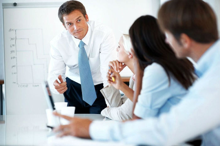 Adequate training of managers