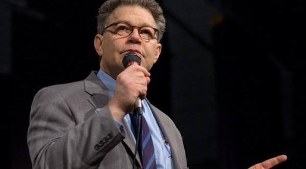 'Saturday Night Live' women defend Franken after groping ...