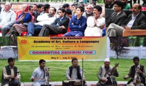 Kashmir festival aimed at showcasing the rich & diverse cultural heritage