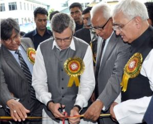 JK CM for rediscovering silk-route for trade