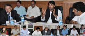 Create eco-friendly infrastructure at tourist destinations: Mir
