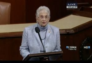 """""""Our colleagues on the other side of the aisle are trying to put the blame on us"""", says Rep. Foxx"""