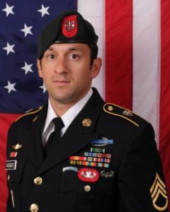Soldier killed by improvised explosive while on dismounted combat patrol in Afghanistan