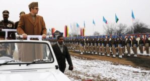 Make best attitude benchmark of duty: Omar tells police personnel