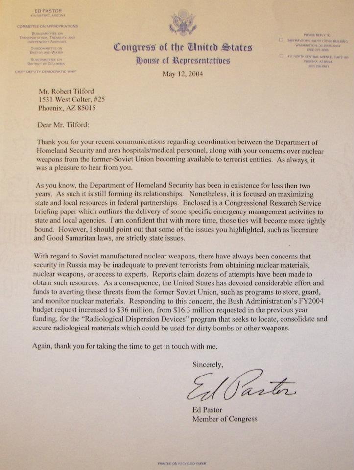 Letter To Pastor From Sunday School Teacher