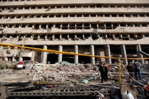 Terrorists increasingly targeting police buildings in attacks