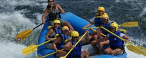 American River Rafting One of Few Rivers in California with Dedicated, Dependable Flows All Summer Long
