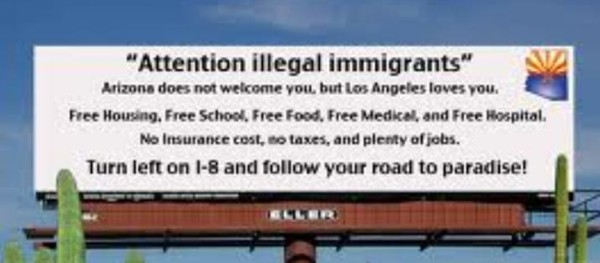 Illegal Immigrants Food Stamps Snopes