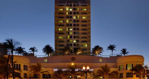 Hilton Beach Resort Fort Lauderdale Courtesy Hilton Hotels & Resorts