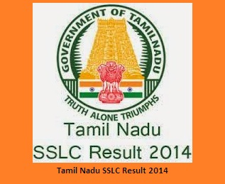 Tamil Nadu SSLC Result 2014: Check Tamil Nadu 10th Result 2014 on www.tnresults.nic.in
