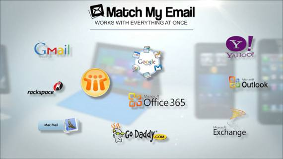Salesforce Email Integration, Match My Email
