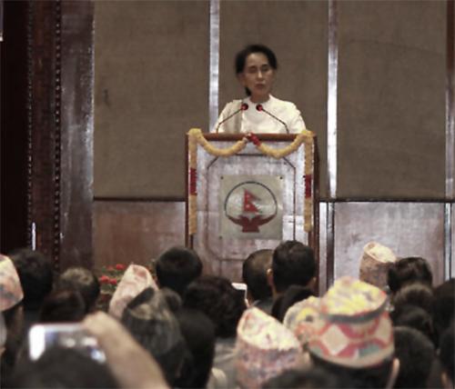 Aung-San-Suu-Kyi-Nepal