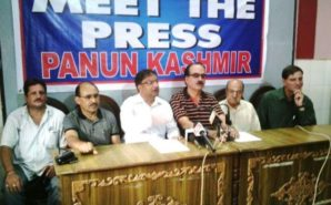 PK concern over increasing influence of militarized Pan Islamic fundamentalism in J&K
