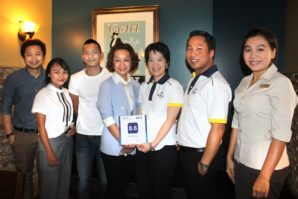 Hilton Pattaya Earns Guest Review Score Award 2013 by Booking.com