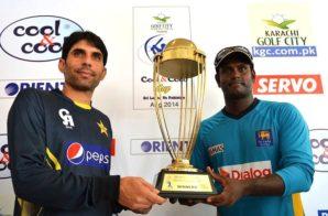 Pakistan tour of Sri Lanka 2014
