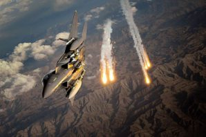 US military targets ISIL building, vehicles and boats in Iraq in latest air strikes
