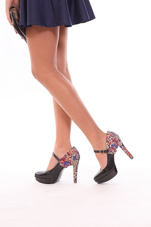 High Heel Wraps with Enhanced Comfort 2 credit Alas Designs LLC