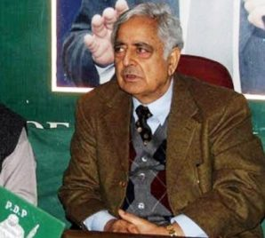 PDP Chief promises new beginning for JK in 2015