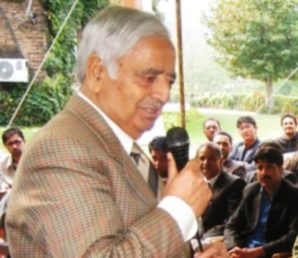 PDP brought political accountability to JK by establishing strong opposition: Mufti