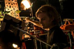 Cinematographer Guy Pooles