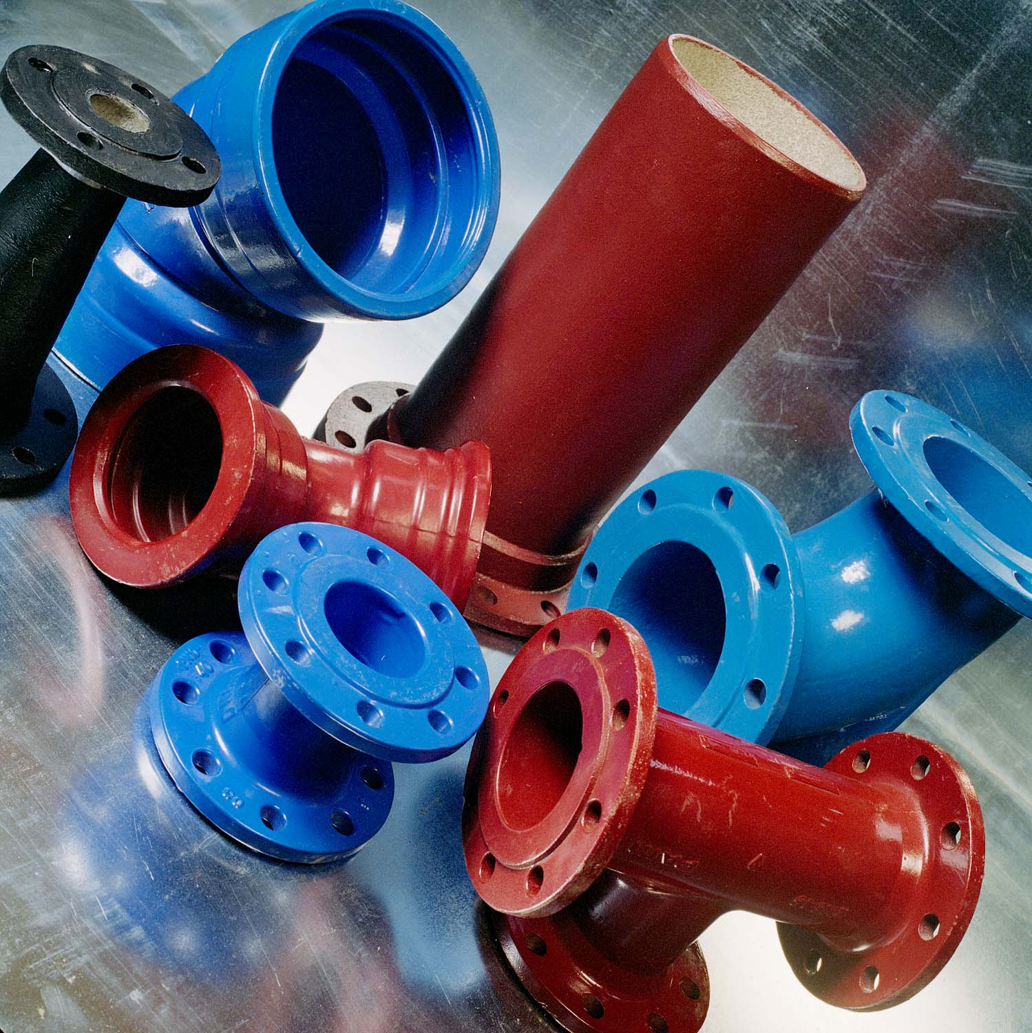 Rashmi group pioneer in ductile iron pipes manufacture