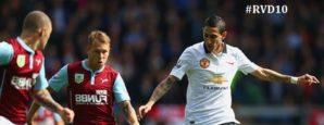 Manchester United vs Burnley 2015